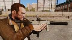 Tático MP9 metralhadora v3