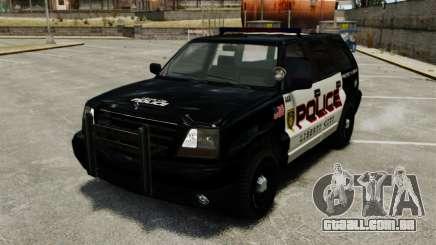 Cavalgada de patrulha para GTA 4