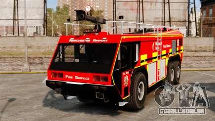 Camion Hydramax AERV v2.4-EX Manchester para GTA 4