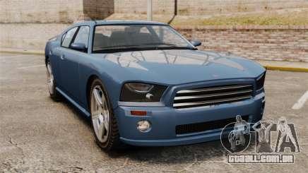 Civilian Buffalo v1.3 para GTA 4