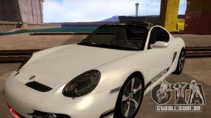 Porsche Cayman R 2007 para GTA San Andreas