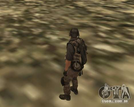 Nikolay para GTA San Andreas terceira tela