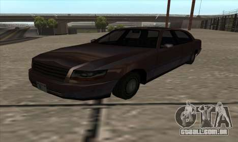 Washington de GTA 5 para GTA San Andreas