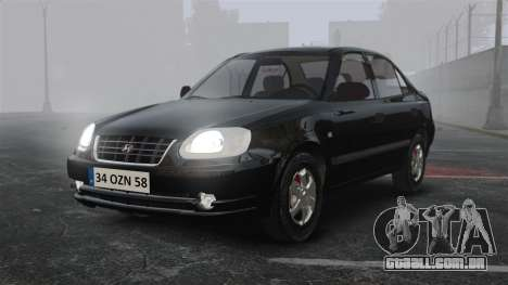 Hyundai Accent Admire para GTA 4