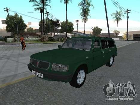 310221 GÁS para GTA San Andreas