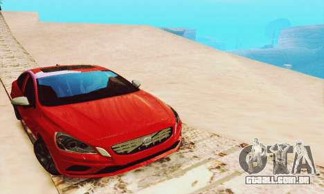 Volvo S60 para GTA San Andreas