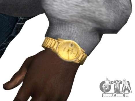 Raheem Sterling skin para GTA San Andreas por diante tela