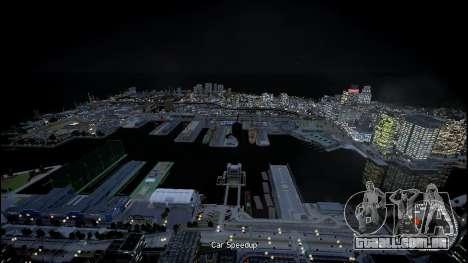 ENB realistic final 1.4 para GTA 4 quinto tela