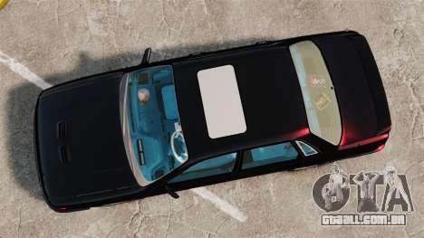 Mitsubishi Galant v2.0 para GTA 4 vista direita