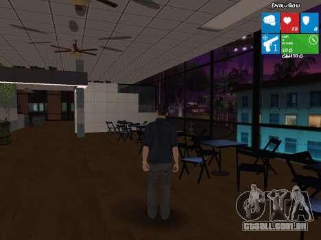 Vmaff3 novo para GTA San Andreas segunda tela