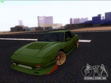 Nissan 180sx Takahiro Kiato para GTA San Andreas