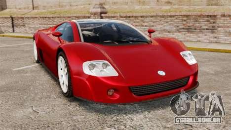 Volkswagen W12 Nardo 2001 [EPM] para GTA 4