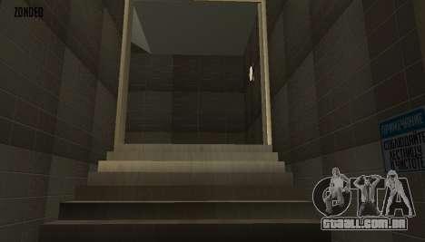 Retekstur o Interior da Câmara Municipal para GTA San Andreas décimo tela