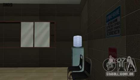 Retekstur o Interior da Câmara Municipal para GTA San Andreas nono tela