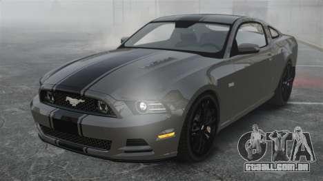 Ford Mustang GT 2013 para GTA 4