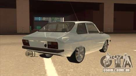Dacia 1310 Sport Tuning para GTA San Andreas vista direita