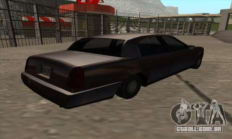 Washington de GTA 5 para GTA San Andreas esquerda vista