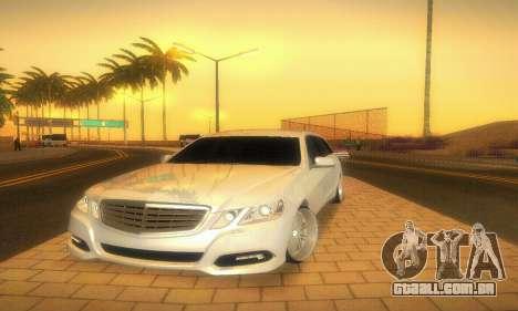 Mercedes-Benz E350 Wagon para GTA San Andreas