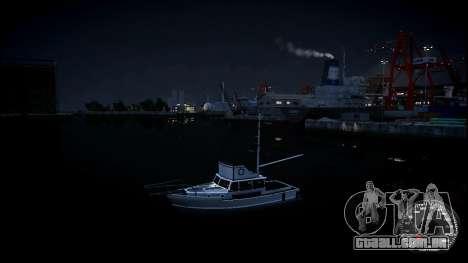 ENB realistic final 1.4 para GTA 4 por diante tela