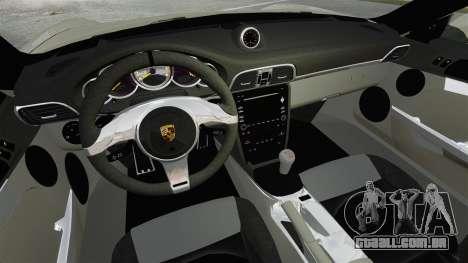 Porsche 911 Carrera S 2012 v2.0 para GTA 4 vista lateral