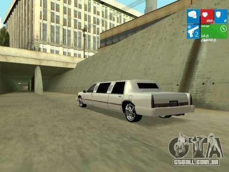 New Stretch para GTA San Andreas vista direita