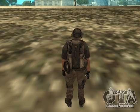 Nikolay para GTA San Andreas segunda tela