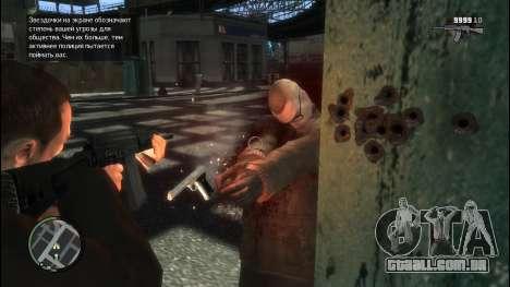 Sayga 12 para GTA 4 segundo screenshot