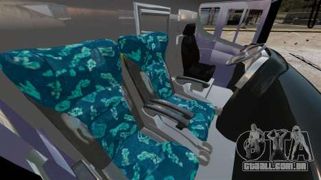 Marcopolo G7 Util para GTA 4 vista de volta