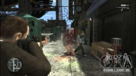 Sayga 12 para GTA 4 terceira tela