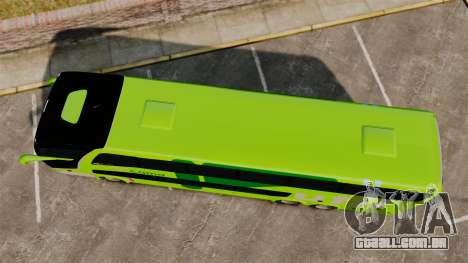 Marcopolo G7 Util para GTA 4 vista direita