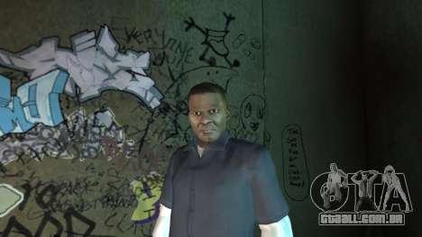 Franklin de GTA 5 para GTA 4 segundo screenshot