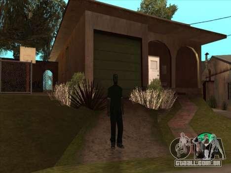 Alternar entre personagens como em GTA V 2.0 para GTA San Andreas terceira tela