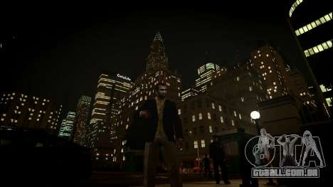 ENB realistic final 1.4 para GTA 4 oitavo tela