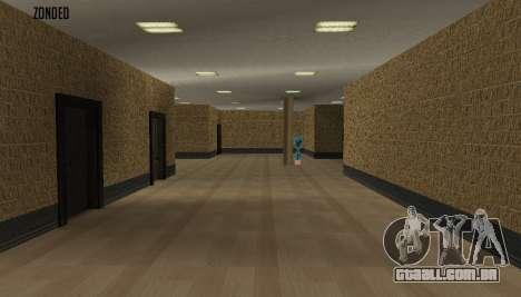 Retekstur o Interior da Câmara Municipal para GTA San Andreas segunda tela