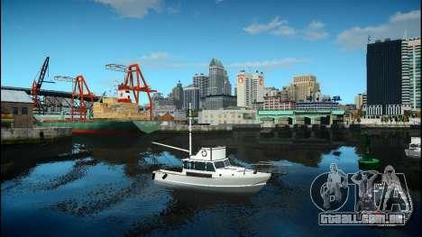 ENB realistic final 1.4 para GTA 4 terceira tela