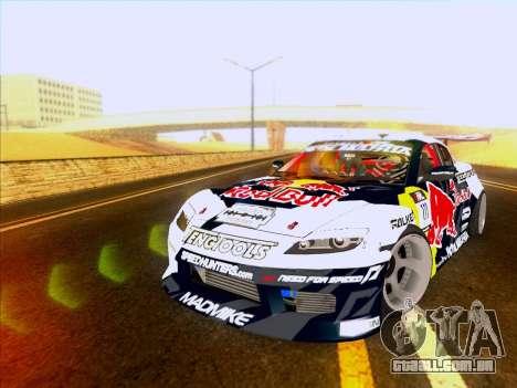 Mazda RX-8 NFS Team Mad Mike para GTA San Andreas