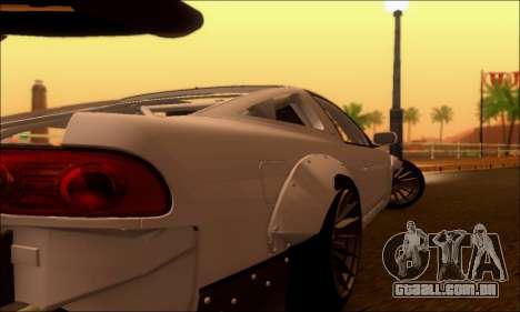 Nissan 380SX BenSopra para GTA San Andreas vista direita