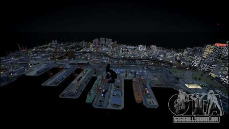 ENB realistic final 1.4 para GTA 4 sexto tela