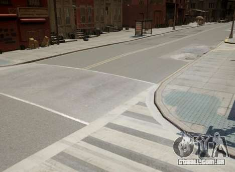 New Roads para GTA 4
