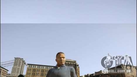 Franklin de GTA 5 para GTA 4 sétima tela