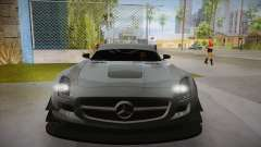 Mercedes-Benz SLS (AMG) GT3