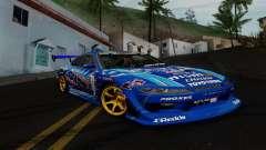 Nissan Silvia S15 Toyo Drift para GTA San Andreas
