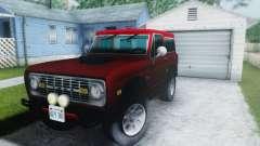 Ford Bronco 1966 para GTA San Andreas