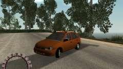 Lada 1117 Kalina para GTA San Andreas