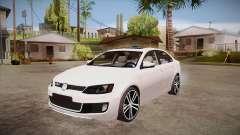 VW Jetta GLI 2013