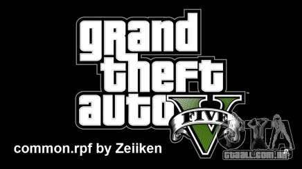 GTA 5 Mods v1 By ZeiiKeN para GTA 5
