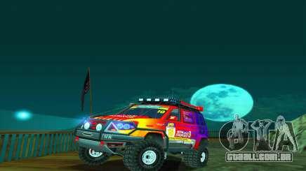 UAZ Patriot julgamento para GTA San Andreas