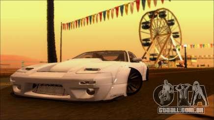Nissan 380SX BenSopra para GTA San Andreas