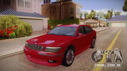 Geely xiongmao haohaoqing para GTA San Andreas