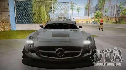 Mercedes-Benz SLS (AMG) GT3 para GTA San Andreas